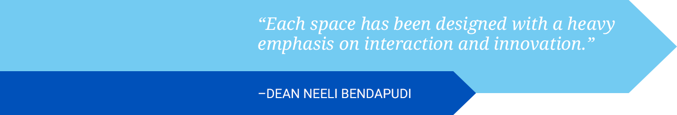 Quote from Dean Neeli Bendapudi